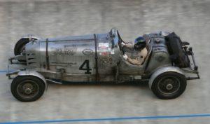 Stutz Oldtimer Racecar
