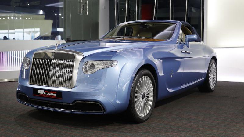 Rolls Royce Pininfarina
