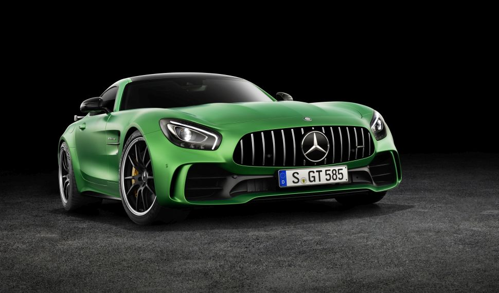 Der neue AMG GT R