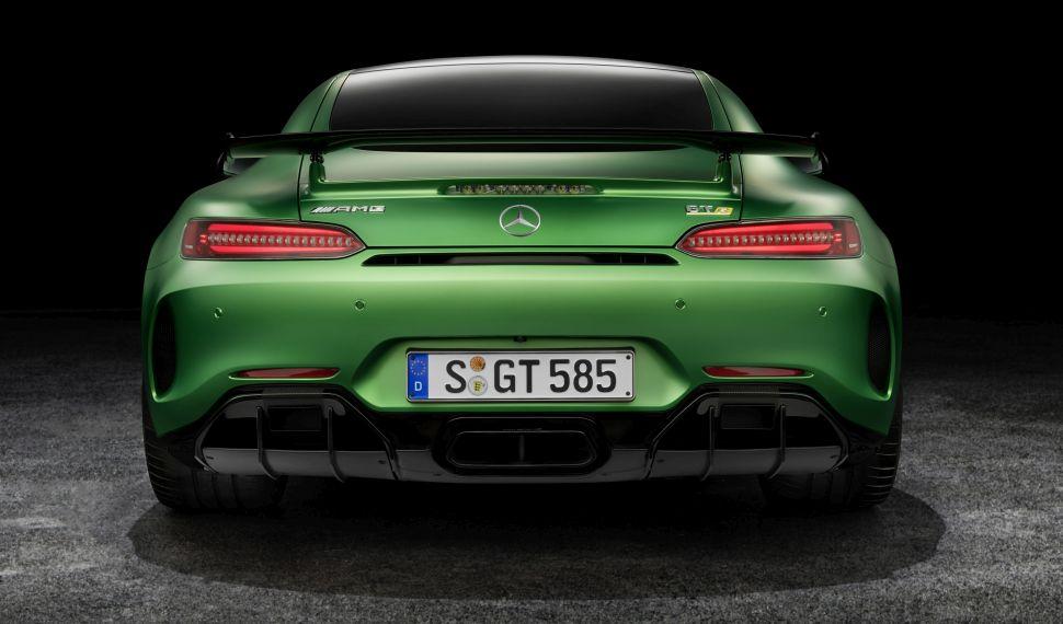 Mercedes-AMG GT R back