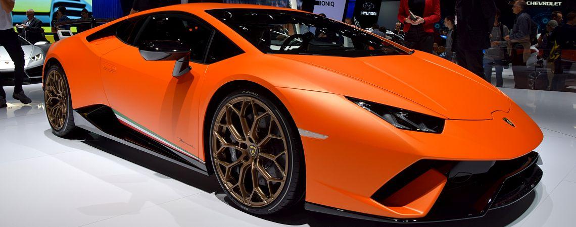 Luxusautos am autosalon genf 2017 edel stark for Carro compra moderno