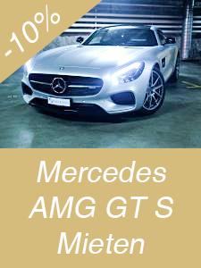 Mercedes AMG GT S Mieten