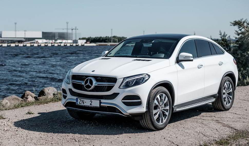 Mercedes GLE mieten