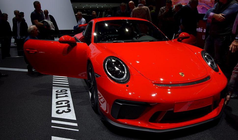 Porsche911 GT3