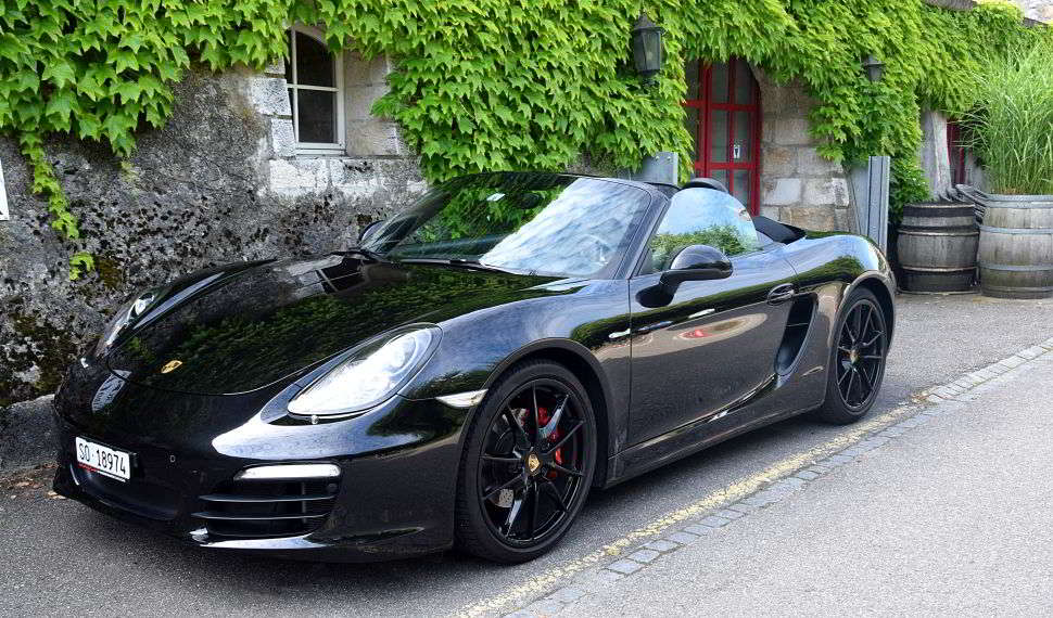 Porsche Boxster S