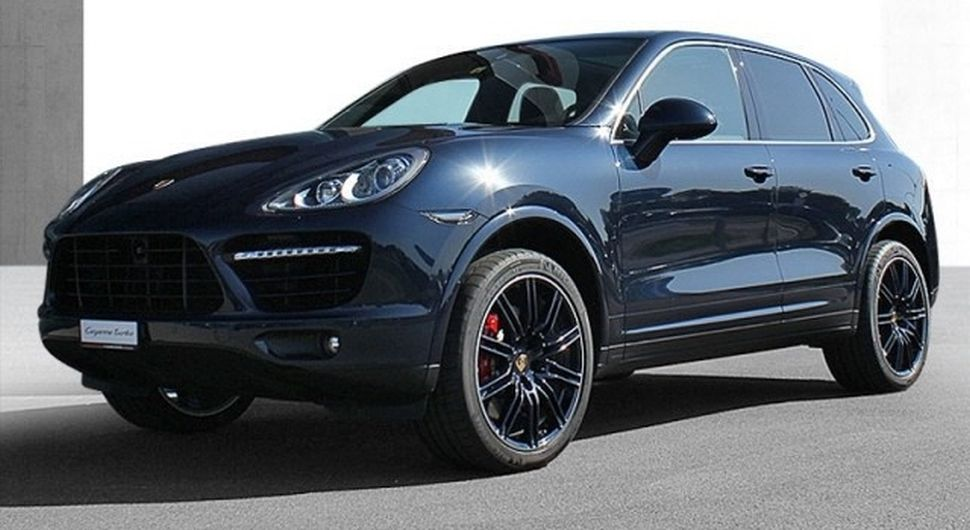 Porsche_Cayenne mieten