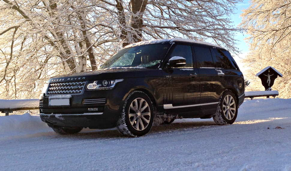 Range Rover Sport mieten