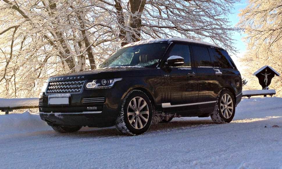 SUV mieten Range Rover