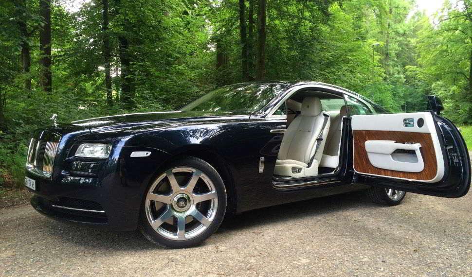 Rolls Royce Wraith Mieten