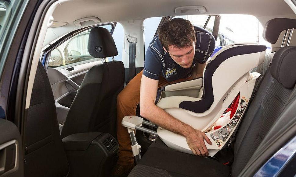 Sicherheit für Kinder im Auto