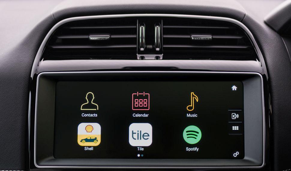 Jaguar InControl Apps