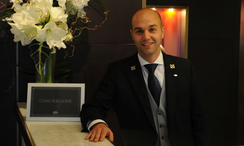 Concierge-Interview Leveille