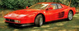 Ferrari Testarossa Header