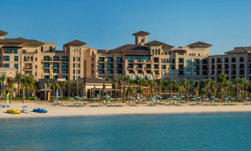 Four Seasons Resort Jumeirah Beach Aussenansicht