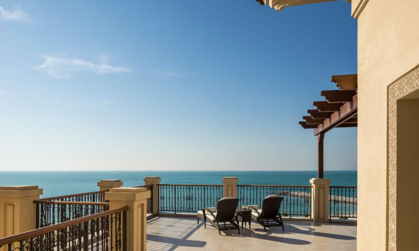 Four Seasons Resort Jumeirah Beach Meerblick