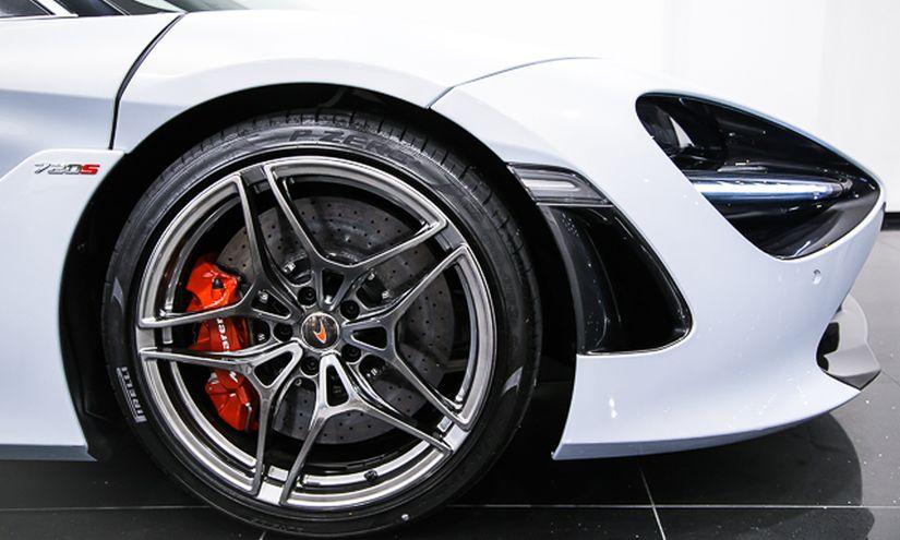 McLaren 720S Rad