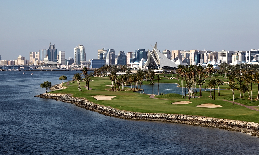 Dubai Creek Golf & Yacht