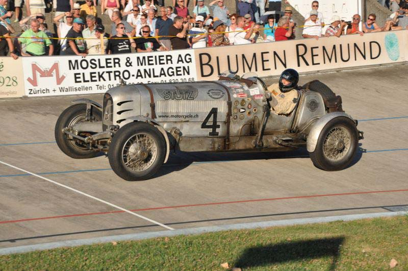 Stutz Race car