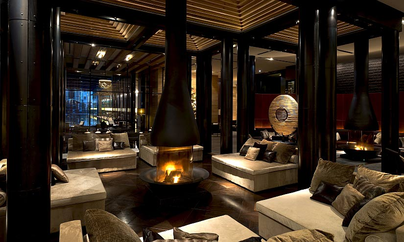 Dining-The Lobby The Chedi