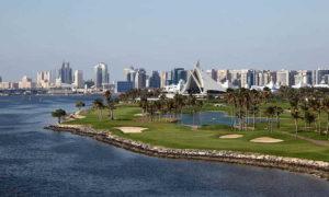 Dubai Creek Golf & Yacht