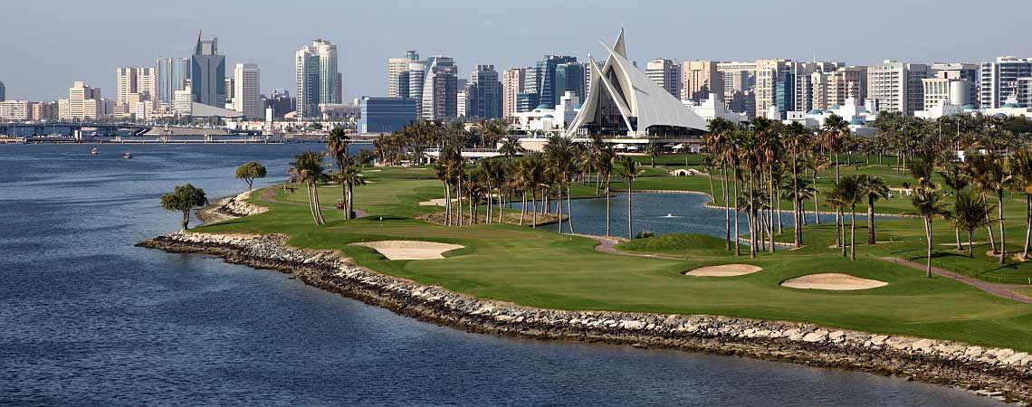 Dubai Creek Golf & Yacht Title