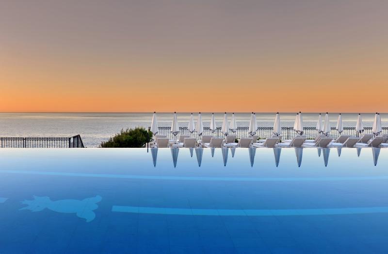 Grand-Hotel Du Cap-Ferrat Pool