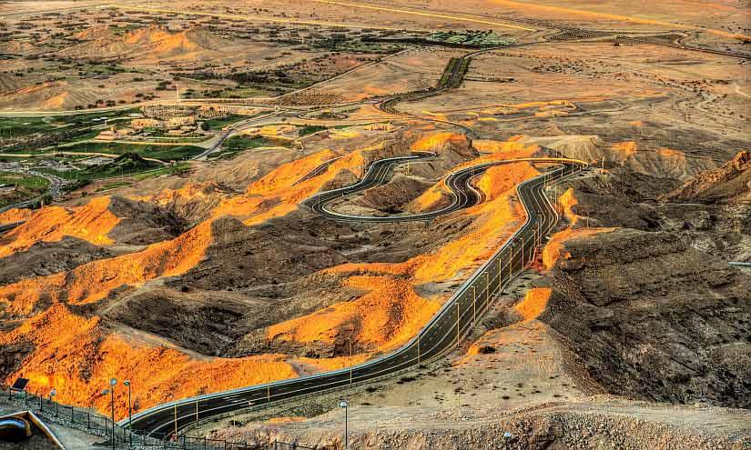 Jebel Hafeet UAE