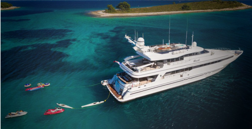 Mega Yacht Brazil
