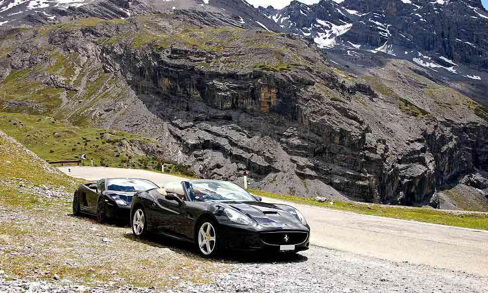 Topgear Tour Ferrari
