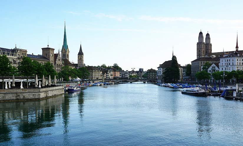 Geniessertour Zurich