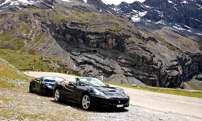 SDH Tour Ferrari