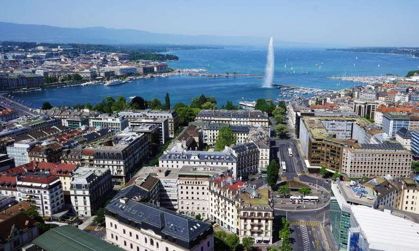 Summer Holidays in Geneva