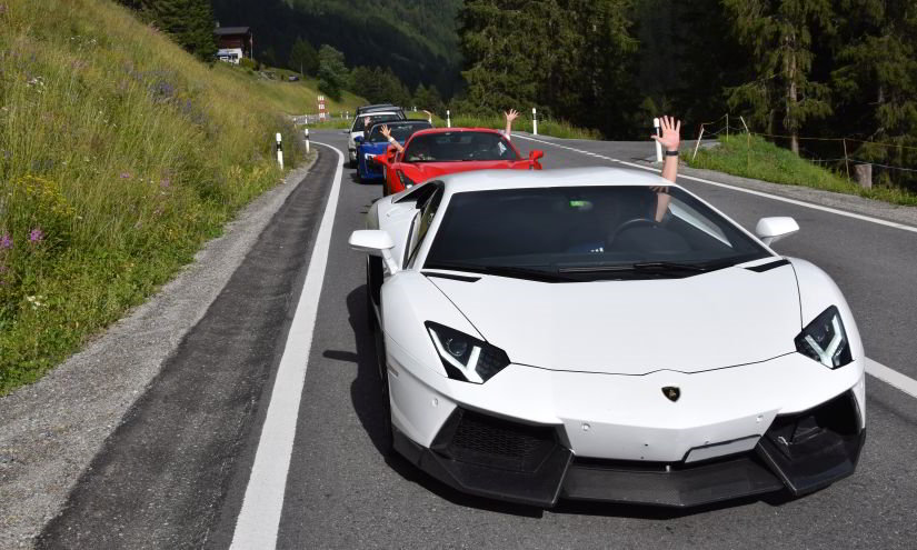 Top Gear Tour