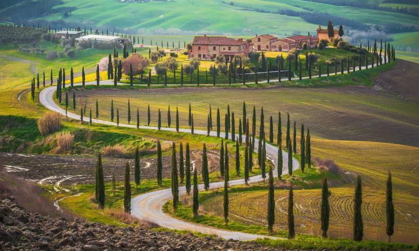 Sommerferien in der Toskana