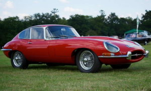 Jaguar E-Type Oldtimer