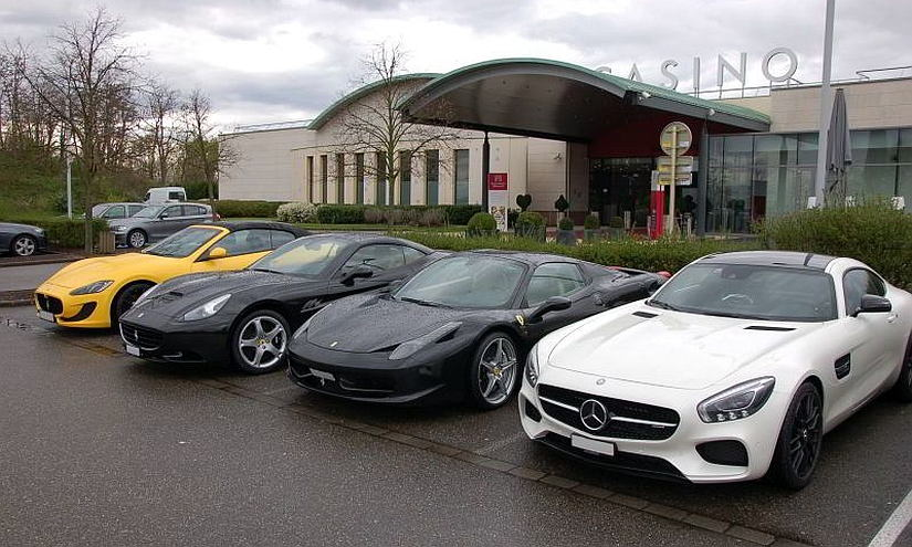 Sportscar Rental Switzerland