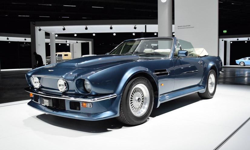 1987 Aston Martin V8 Vantage Volante