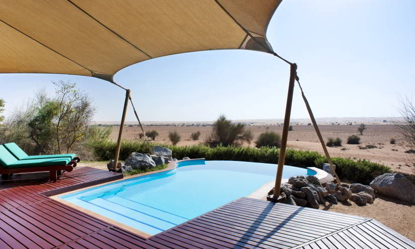 Al Maha Private Pool
