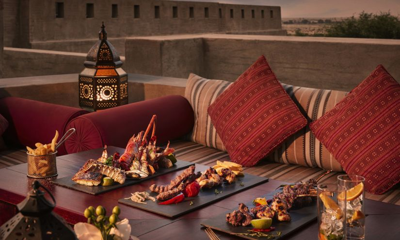 Bab Al Shams Dining