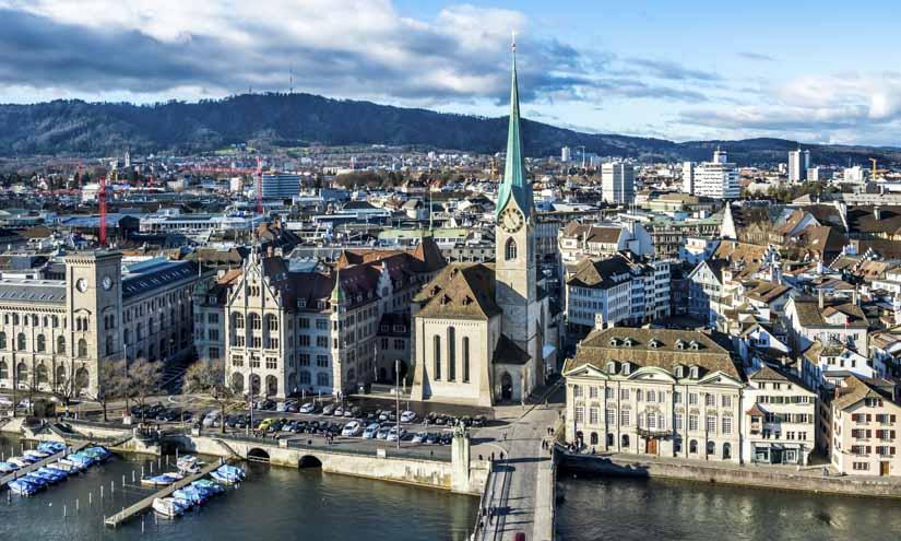 Limousine service Zurich