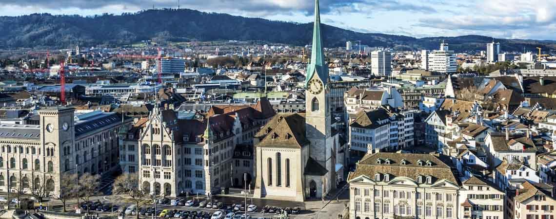 Limousine service Zurich header