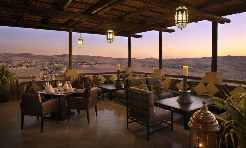 Qasr Al Sarab Dining