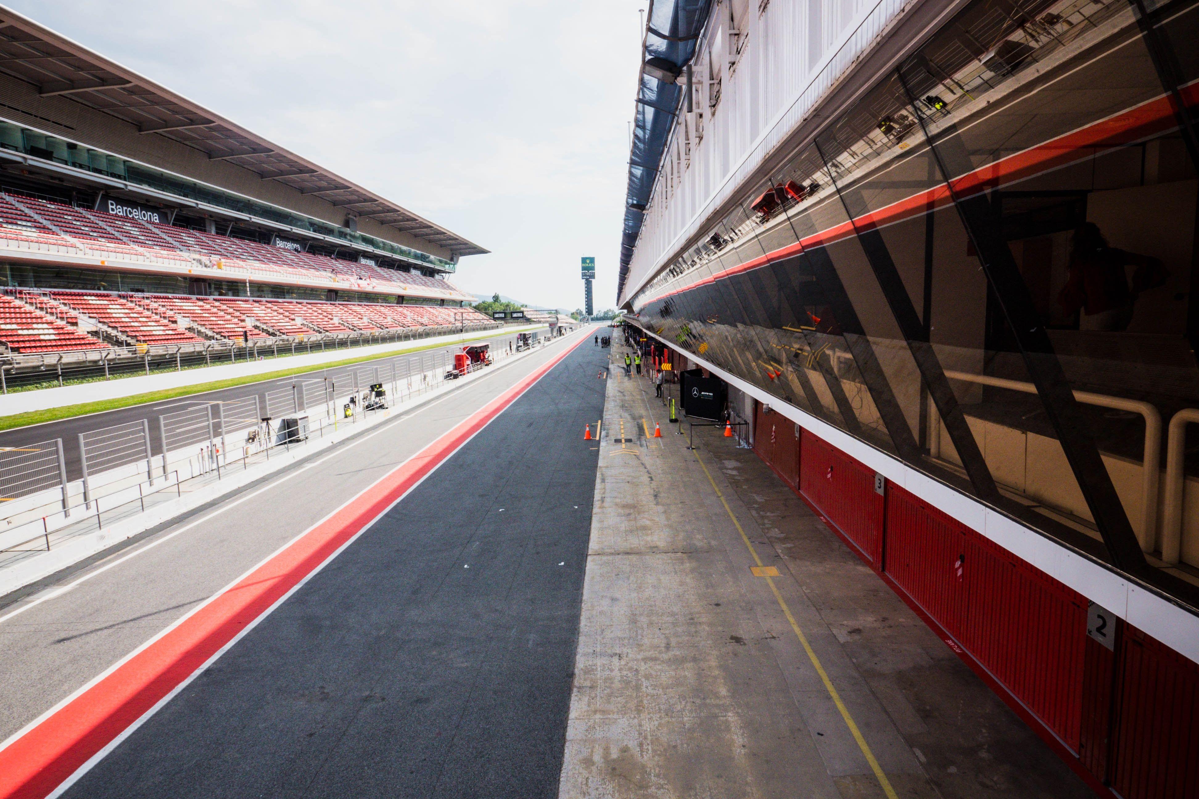 Buy race track