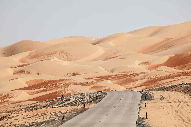 Liwa Wüste