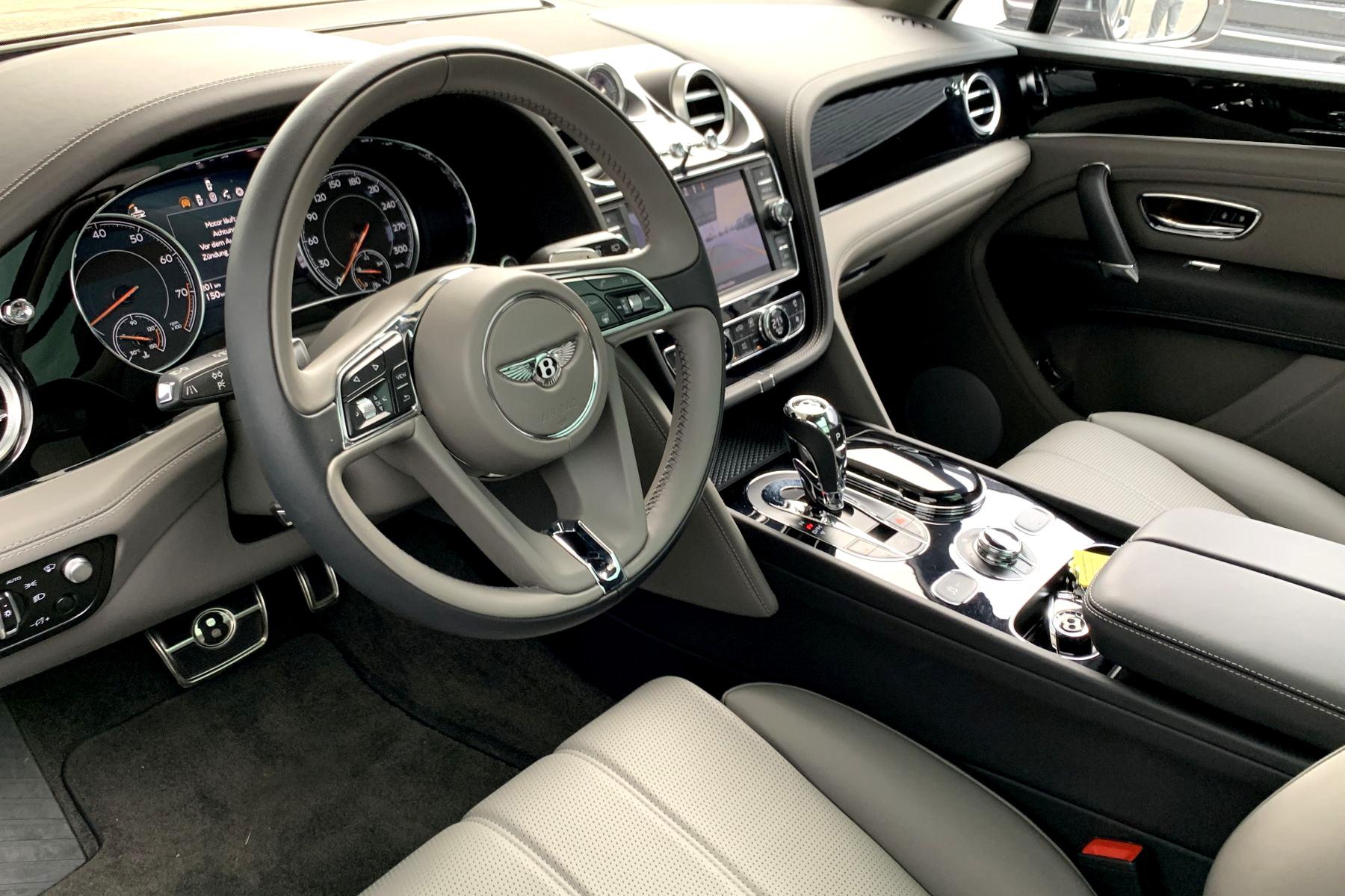 Bentley Bentayga mieten
