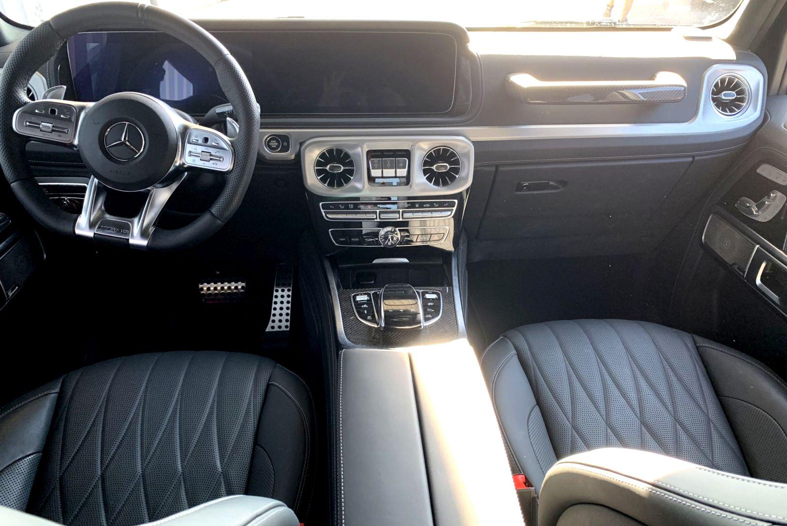 Mercedes Benz G63 mieten