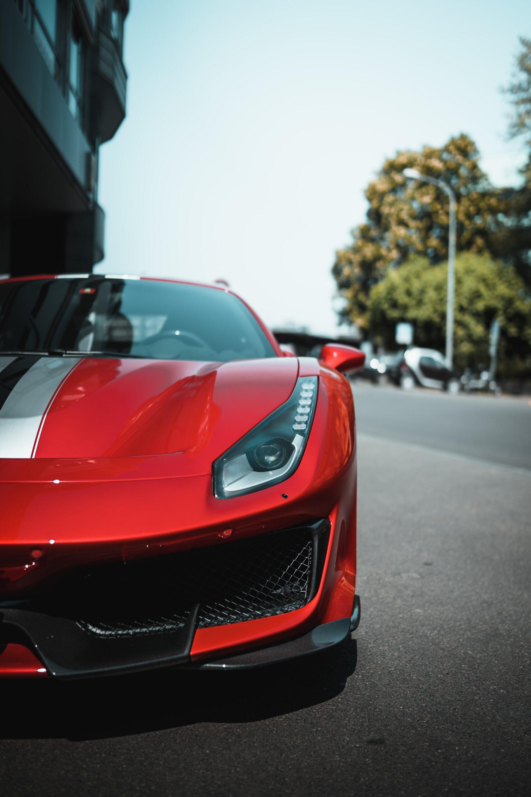 Ferrari rental Switzerland