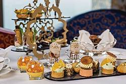 Arabesque Afternoon Tea