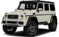 Rent Mercedes G 500 4x4 Squared in Europe