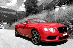 Bentley GTC 4.0L V8